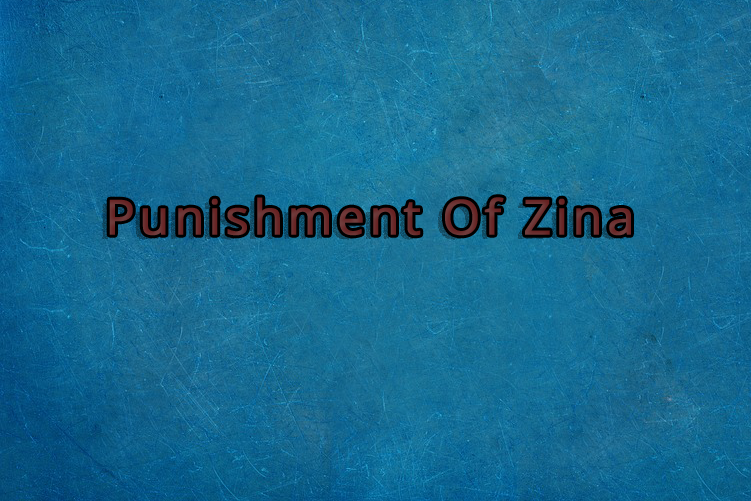 Punishment of Zina