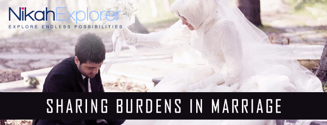 Sharing burdens in Marriage