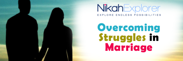 Overcoming Struggles in Marriage