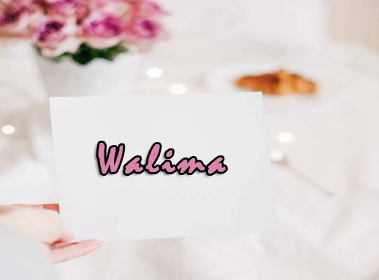 Walima A Detailed Insight Under The Islam