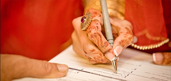 Nikah The Contract