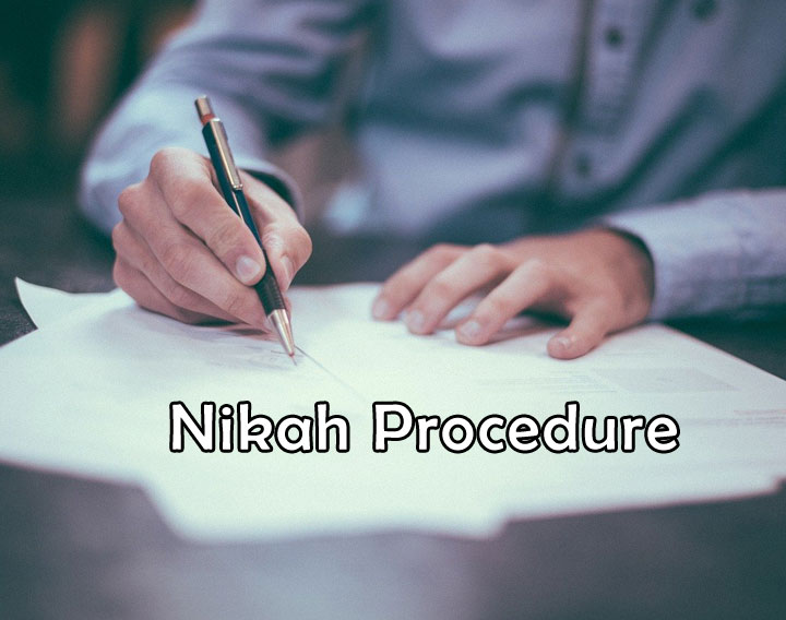 Nikah Procedure