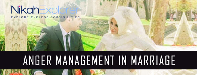 Anger Management in Marriage